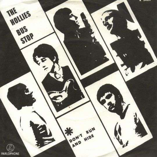 Coverafbeelding The Hollies - Bus Stop