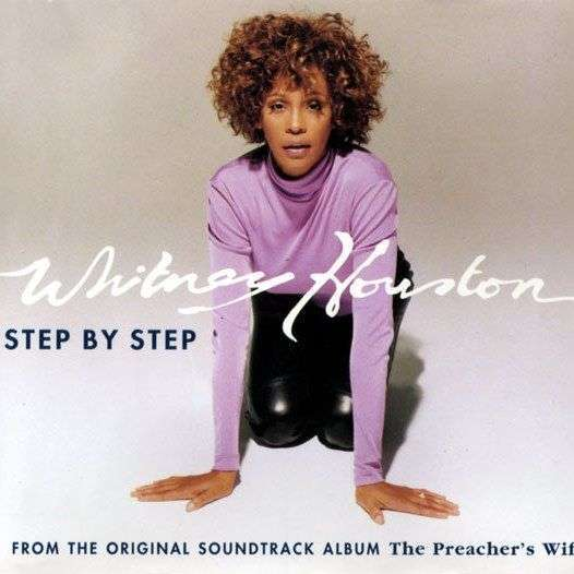 Coverafbeelding Step By Step - Whitney Houston