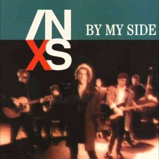 Coverafbeelding By My Side - Inxs