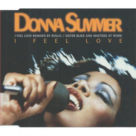 Coverafbeelding I Feel Love - Remixed By Rollo/sister Bliss And Masters At Work - Donna Summer
