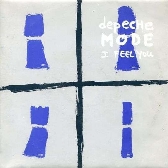 Coverafbeelding I Feel You - Depeche Mode