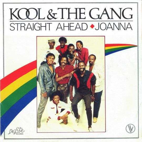 Coverafbeelding Straight Ahead - Kool & The Gang