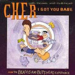 Coverafbeelding I Got You Babe - Cher With Beavis And Butt-head