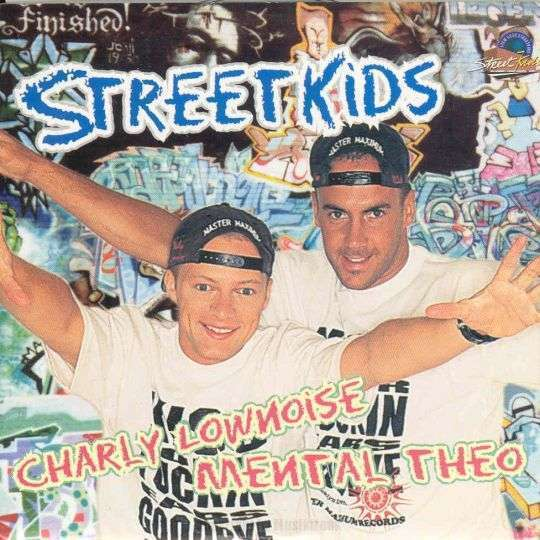 Coverafbeelding Streetkids - Charly Lownoise & Mental Theo