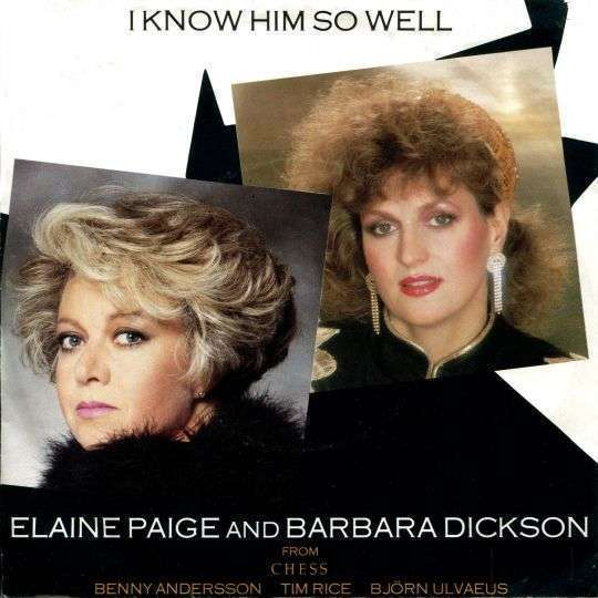 Coverafbeelding I Know Him So Well - Elaine Paige And Barbara Dickson