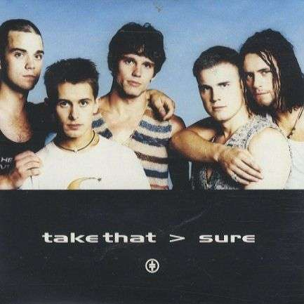 Coverafbeelding Sure - Take That