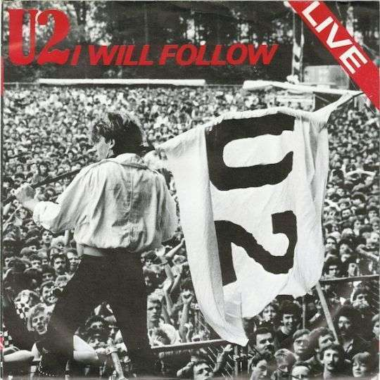 Coverafbeelding I Will Follow - Live - U2