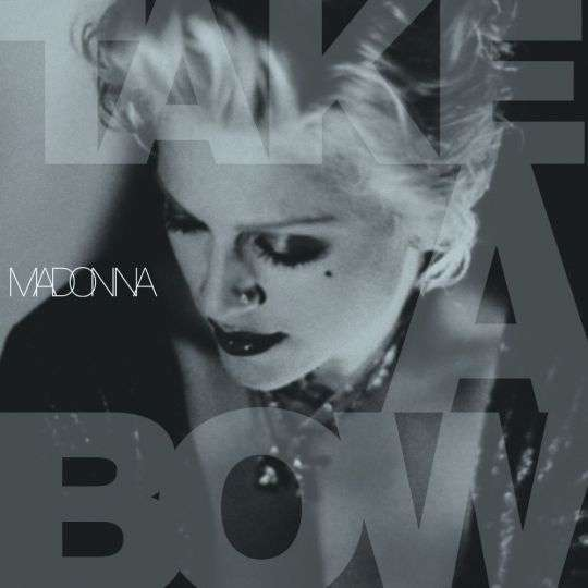 Coverafbeelding Take A Bow - Madonna