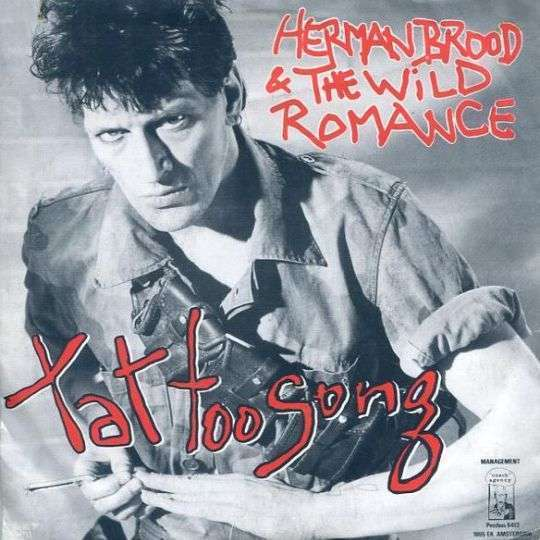 Coverafbeelding Tattoo Song - Herman Brood & The Wild Romance