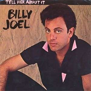 Coverafbeelding Tell Her About It - Billy Joel