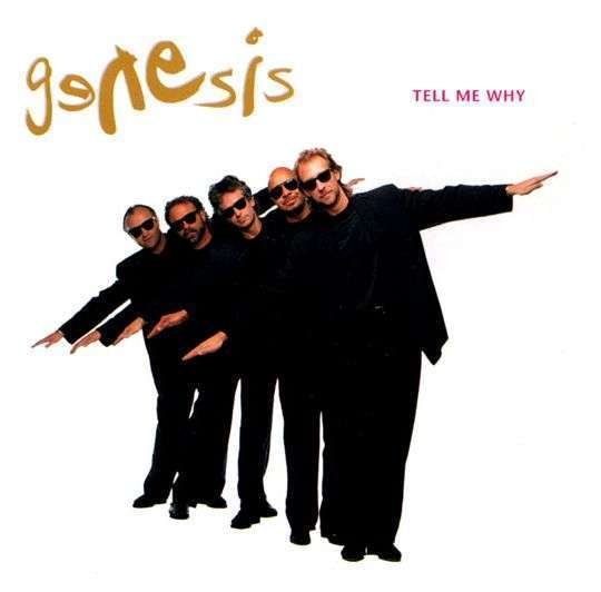 Coverafbeelding Tell Me Why - Genesis