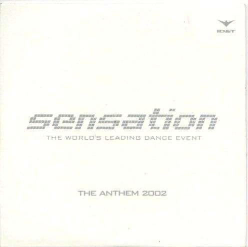 Coverafbeelding The Anthem 2002 - Sensation