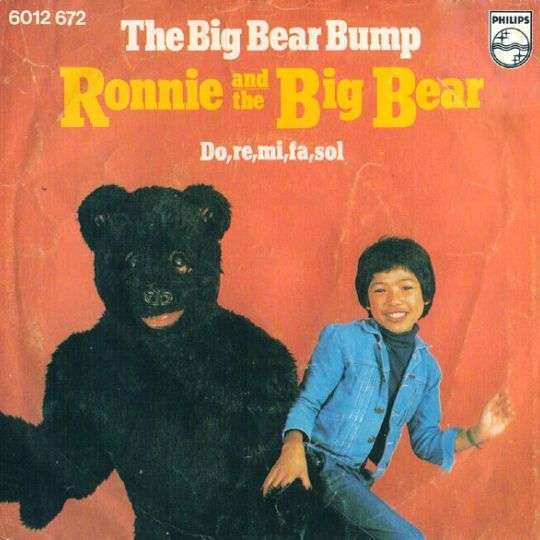 Coverafbeelding Ronnie and The Big Bear - The Big Bear Bump