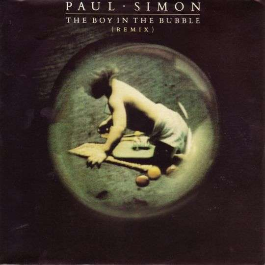 Coverafbeelding Paul Simon - The Boy In The Bubble (Remix)