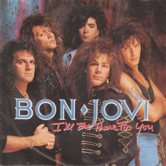 Coverafbeelding I'll Be There For You - Bon Jovi