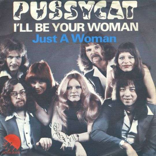 Coverafbeelding Pussycat - I'll Be Your Woman