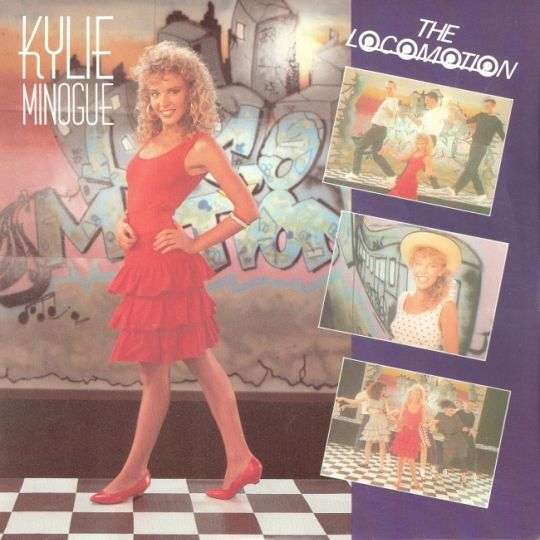 Coverafbeelding The Locomotion - Kylie Minogue