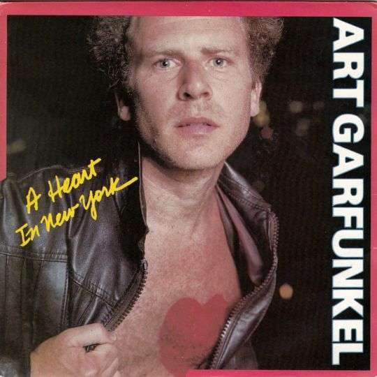Coverafbeelding A Heart In New York - Art Garfunkel
