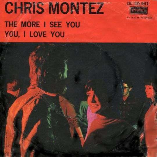 Coverafbeelding Chris Montez - The More I See You