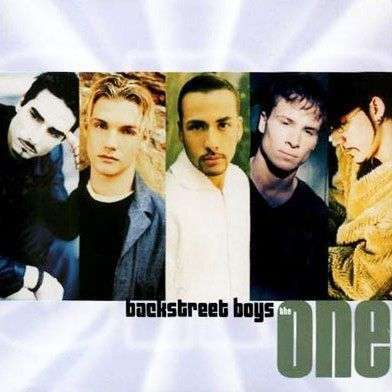 Coverafbeelding The One - Backstreet Boys