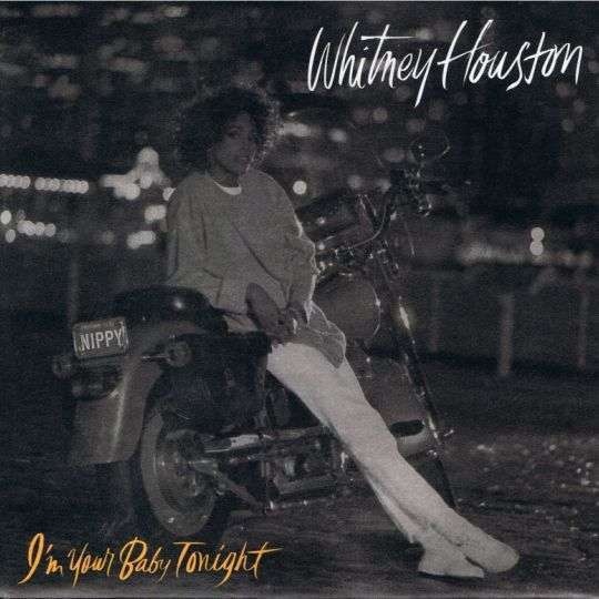 Coverafbeelding I'm Your Baby Tonight - Whitney Houston