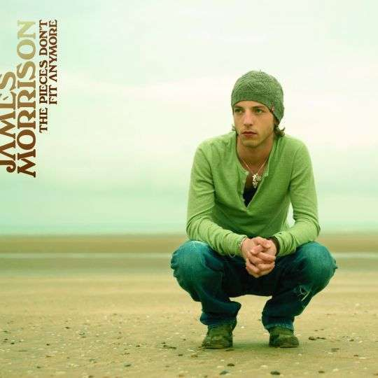 Coverafbeelding The Pieces Don't Fit Anymore - James Morrison