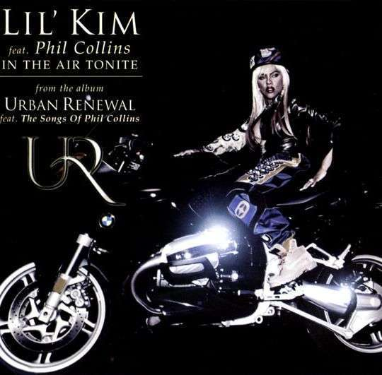 Coverafbeelding In The Air Tonite - Lil' Kim Feat. Phil Collins