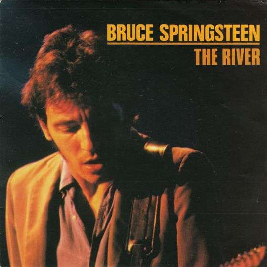 Coverafbeelding The River - Bruce Springsteen