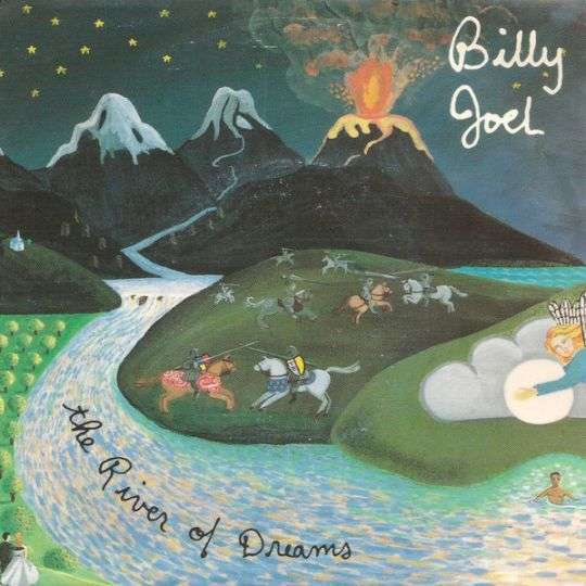 Coverafbeelding The River Of Dreams - Billy Joel
