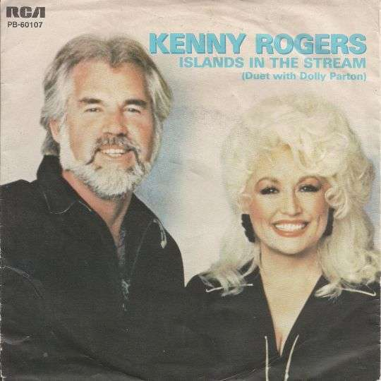 Coverafbeelding Islands In The Stream - Kenny Rogers (Duet With Dolly Parton)