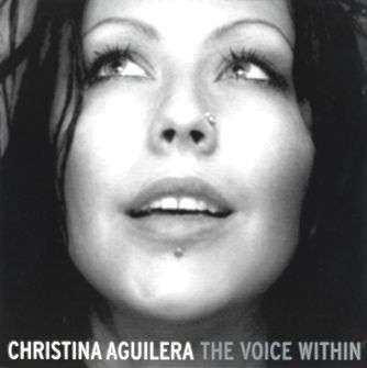 Coverafbeelding The Voice Within - Christina Aguilera