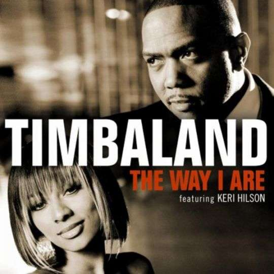 Coverafbeelding The Way I Are - Timbaland Featuring Keri Hilson