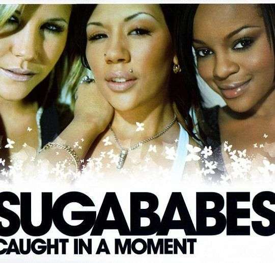 Coverafbeelding Caught In A Moment - Sugababes