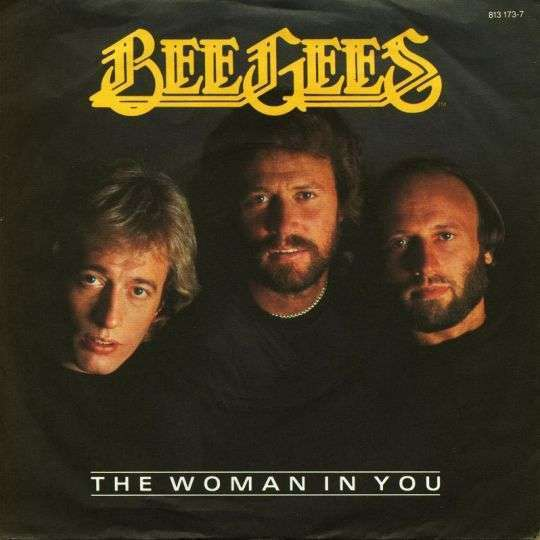 Coverafbeelding Bee Gees - The Woman In You