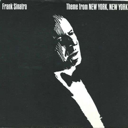 Coverafbeelding Theme From New York, New York - Frank Sinatra