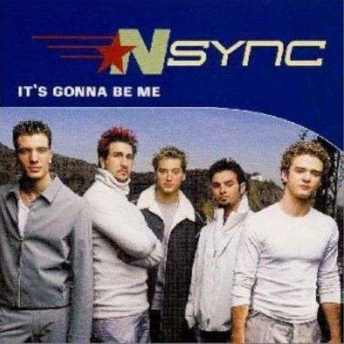 Coverafbeelding It's Gonna Be Me - *nsync