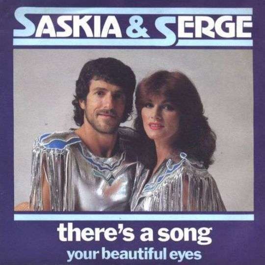 Coverafbeelding Saskia & Serge - There's A Song