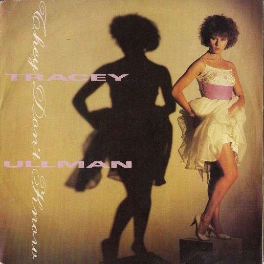Coverafbeelding They Don't Know - Tracey Ullman