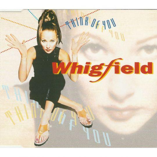 Coverafbeelding Whigfield - Think Of You