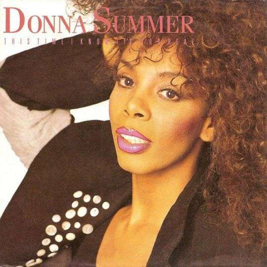 Coverafbeelding This Time I Know It's For Real - Donna Summer