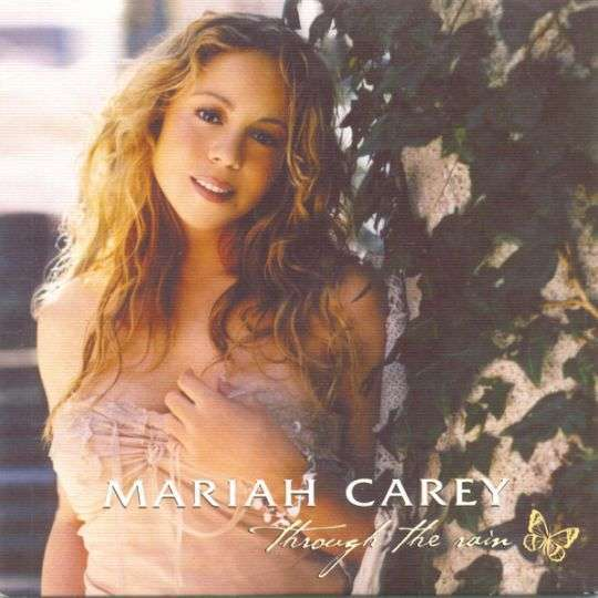 Coverafbeelding Through The Rain - Mariah Carey