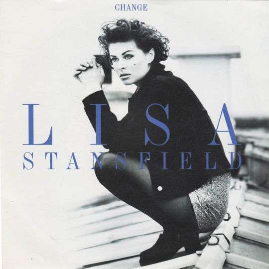 Coverafbeelding Lisa Stansfield - Change