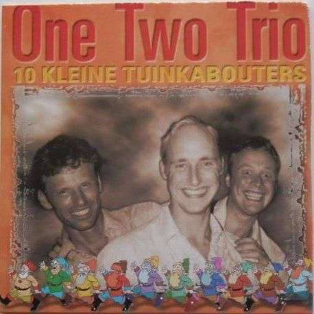 Coverafbeelding One Two Trio - 10 Kleine Tuinkabouters