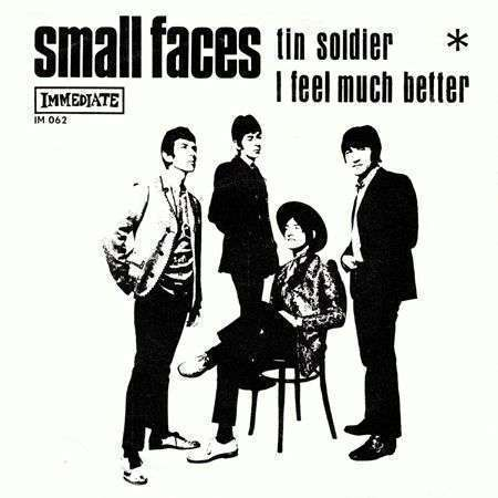 Coverafbeelding Tin Soldier - Small Faces