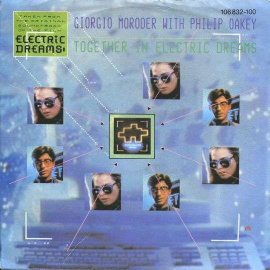Coverafbeelding Giorgio Moroder with Philip Oakey - Together In Electric Dreams