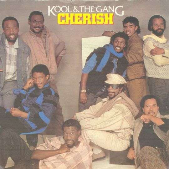 Coverafbeelding Cherish - Kool & The Gang