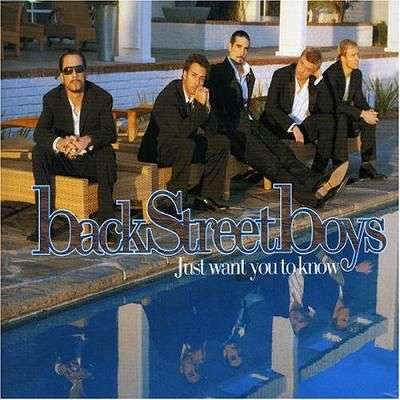 Coverafbeelding Just Want You To Know - Backstreetboys