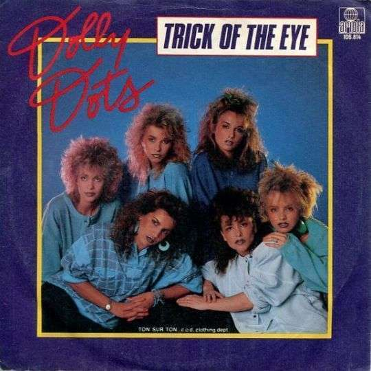 Coverafbeelding Trick Of The Eye - Dolly Dots