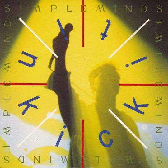 Coverafbeelding Kick It In - Simple Minds