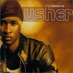 Coverafbeelding U Remind Me - Usher